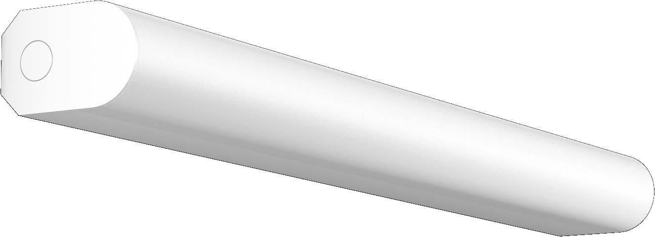RZB Zimmermann LED-Linienleuchte 451168.002 3000K 600X55X87 RT44 Decken-//Wandleuchte 4051859079965