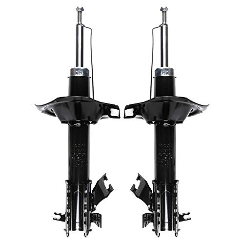 ECCPP Shocks and Struts, Front Pair Shock Absorbers Strut Kits Compatible with 2000 2001 Infiniti I30,2000 Nissan Maxima 334266 71419 334265 71418
