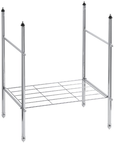KOHLER K-6880-CP Memoirs Table Legs, Polished Chrome for sale  Delivered anywhere in USA