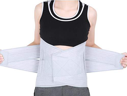 (Waist Medical Belt Lumbar Intervertebral Disc Protruding Strain Medical Waist Disc Home Protection Fixed Belt Lumbar Support,L)