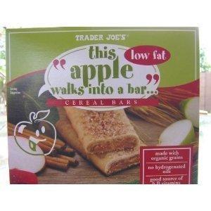 Cheap 2 Boxes Trader Joe's Apple Cereal Bars