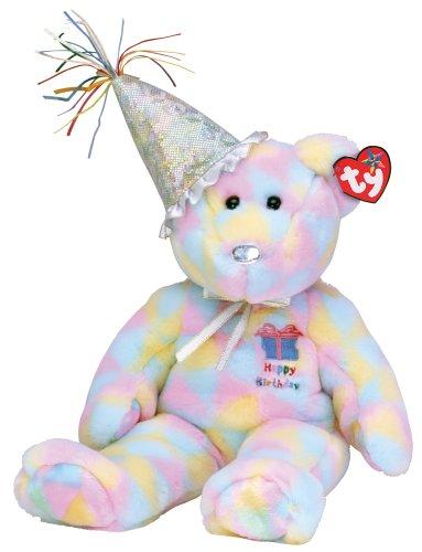 Ty Birthday Buddy - Bear