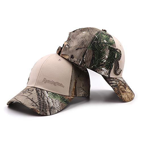 Outdoor Fishing Cap Jungle Baseball Caps Hunting Hat Bionic Breathable Men Women Dad Hats