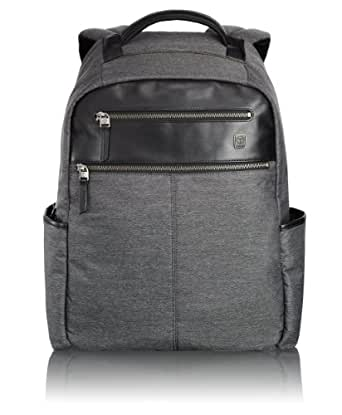 Tumi T-Tech By Forge Bessemer Large Brief Pack, Charcoal, One Size