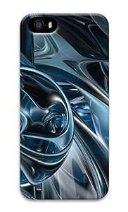 Iphone 5 5S Watermelon Whale PC Custom Iphone 5 5S White