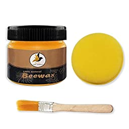 Now a fan of Beeswax Polish