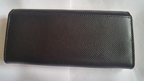 Coach Crossgrain Leather Slim Envelope Women's Wallet