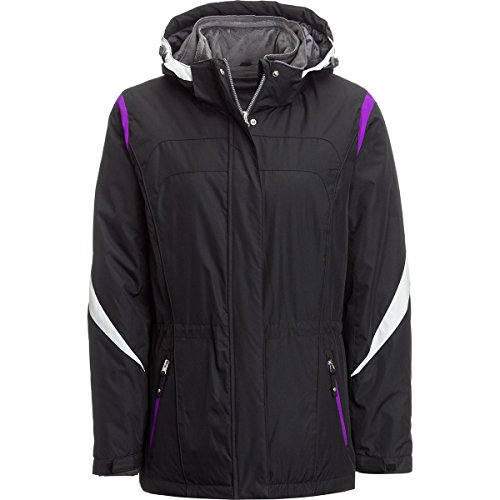 Below Zero Color Splicing Anorak Large (Below Zero Winter Coats)