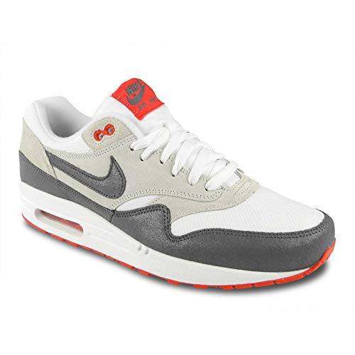 Max 1 Sintético Air Mujer De Nike Zapatillas Para Blanco PqEw556W