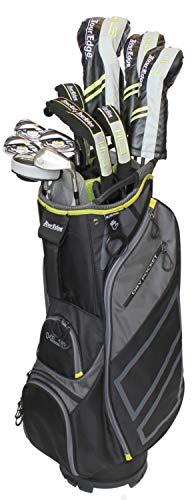 Hot Launch Tour Edge Men's 3 HL3 to-Go Senior Complete Golf Club Box Set