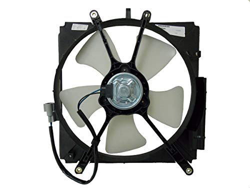 - Automotive Cooling Brand Radiator Cooling Fan Assembly For Toyota Corolla Geo Prizm TO3112101 100% Tested