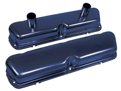 1962-85 Ford Small Block 260-289-302-351W Circle Track Racing Valve Covers - Blue