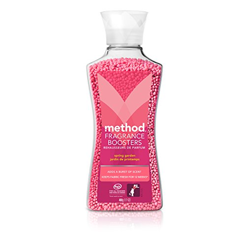 Method Laundry Fragrance Boosters, Spring Garden, 17 Ounces