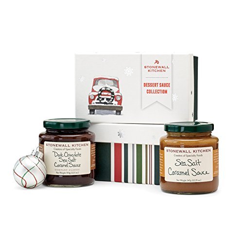 Stonewall Kitchen Holiday Samplers & Gift Sets (Holiday Dessert Collection)