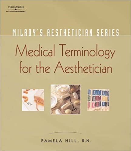 Amazon dermatology clinical books miladys aesthetician series medical terminology a handbook for the skin care specialist fandeluxe Choice Image