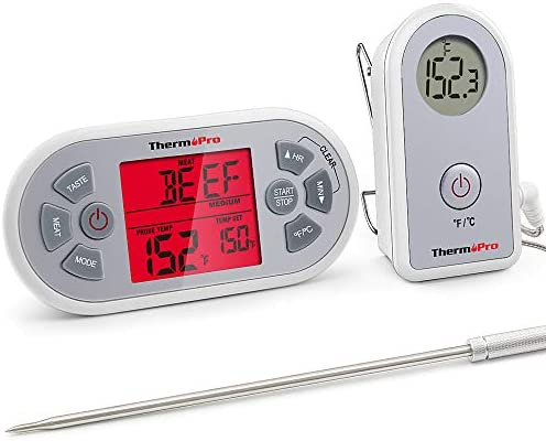 ThermoPro TP21 Wireless Grilling Thermometer