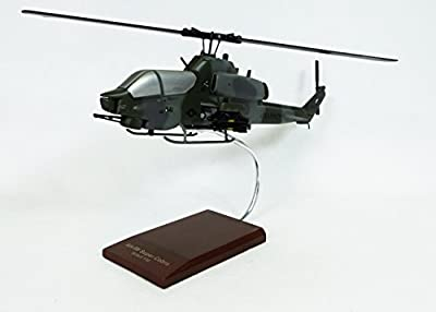 Mastercraft Collection AH-1W Super Cobra Model Scale: 1/32