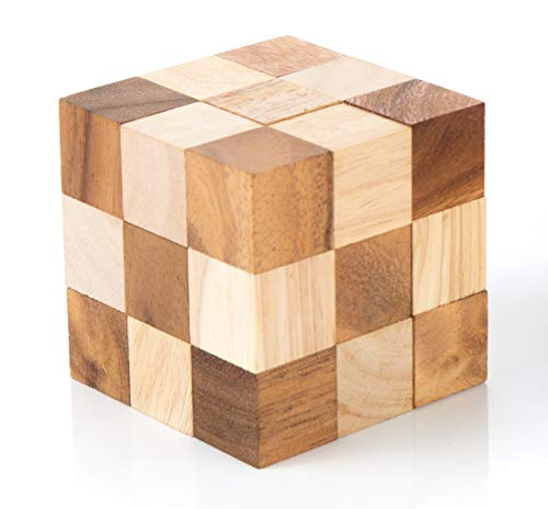 Best wooden cube puzzle snake to buy in 2020