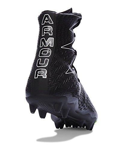 Under Armour Clou Mc 2.0 Boa Herren American Football-schuhe - Nero Nero / Nero