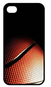 Hard Case Back Cover - Basketball iPhone 4,iPhone 4s Case
