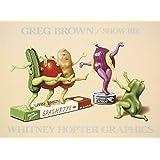 Show Biz, Art Poster by Greg Brown