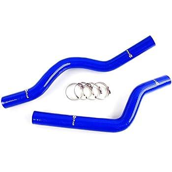 Blue Silicone Radiator Hose For 90-94 MITSUBISHI ECLIPSE DSM 4G63T 1G