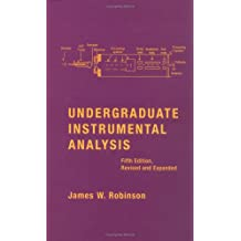 Undergraduate Instrumental Analysis, Fifth Edition