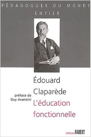 Téléchargement L'éducation fonctionnelle pdf, epub ebook