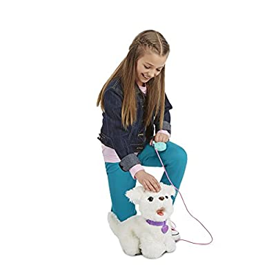 FurReal friends Get Up & GoGo My Walkin' Pup Pet: Toys & Games