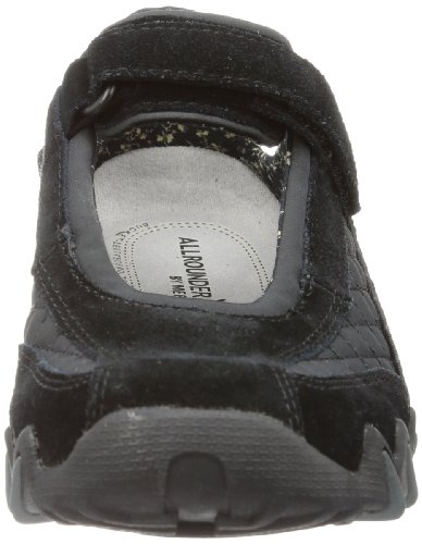 Baskets Mephisto Femme Diamond Niro Noir By Allrounder Mode xS54wIIP