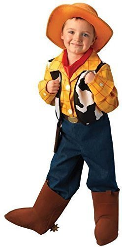 Disney Toy Story Woody Cowboy Book Day Halloween Fancy Dress