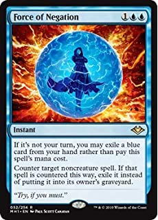 Amazon.com: Magic: the Gathering - Force of Will - Alliances ...