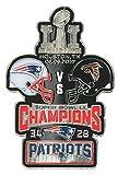Super Bowl LI 51 Commemorative Lapel Pin