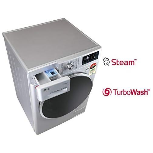 LG 8 kg 5 Star Inverter Wi-Fi Fully-Automatic Washing Machine