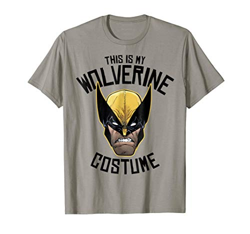 Marvel This Is My Wolverine Costume Graphic -