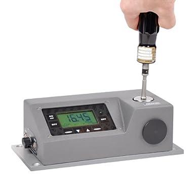Range 15.00-150.0 Lb-ft 1//2 Checkline TT-3150 Digital Torque Analyzer Tester Drive Size