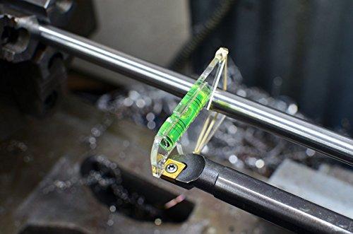 The Lathe Level - Made In USA - Lathe Center Gage Tool Lathe Height Gauge Tool by USA-RWB (Image #7)