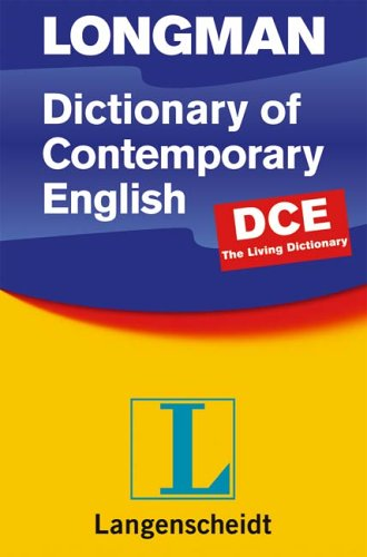 Longman Dictionary of Contemporary English (DCE) - Buch (Hardcover)