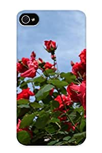 08a5f172700 Snap On Case Cover Skin For Iphone 4/4s(roses Sea Of Flower )/ Appearance Nice Gift For Christmas