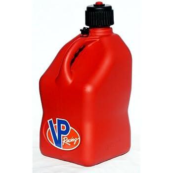 VP Racing Fuels 3512 Red Motorsport Jug - 5 Gallon Capacity