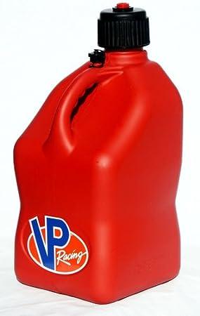 VP Racing Fuels 3512 Red Motorsport Jug-5 Gallon Capacity