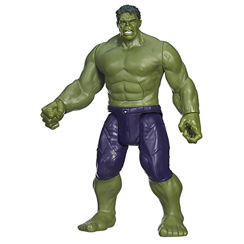 Marvel Avengers Titan Hero Tech Hulk Figure (Avengers Age Of Ultron Titan Hero Tech)