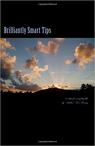Book Brilliantly Smart Tips: 50 Tips for everyday life