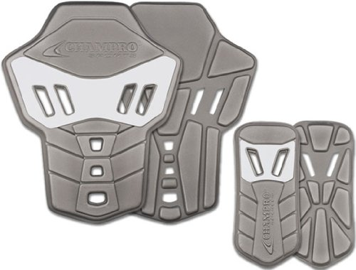 Champro Infinity Youth Hip Pads With Slide Snaps
