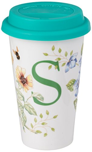 Lenox Butterfly Meadow Thermal Travel Mug, S