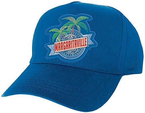 amscan Margaritaville Baseball Hat, Multicolor