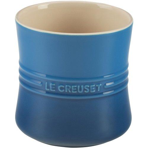 Le Creuset Stoneware 2 3/4-Quart Utensil Crock, Marseille