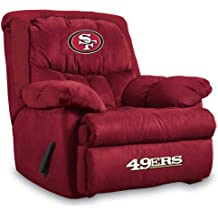 Imperial Officially Licensed NFL Furniture: Home Team Microfiber Rocker Recliner
