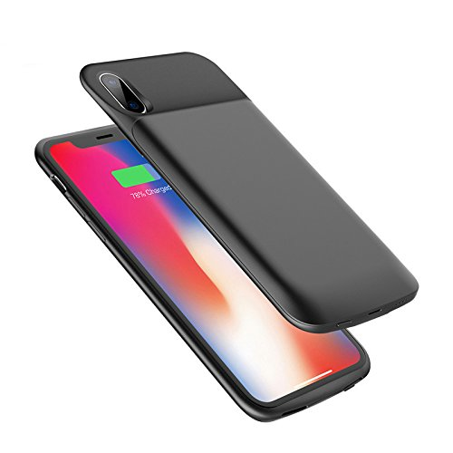 Funda Con Bateria de 6000mah para Apple Iphone Xs Max BBTECH [7QZZG363]