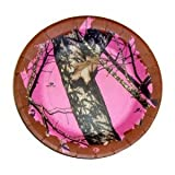 Mossy Oak Breakup/Pink 7 inch Heavyweight Paper Plates - 8 Pack  sc 1 st  SirGo & Camo Baby Shower Decorations